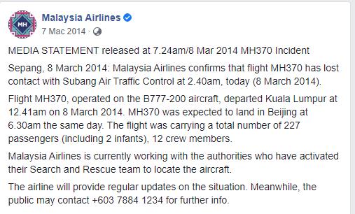 Penyataan-mas-mh370
