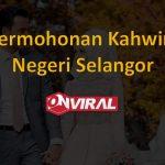 Permohonan Kahwin Negeri Selangor