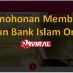 Permohonan Membuka Akaun Bank Islam Online