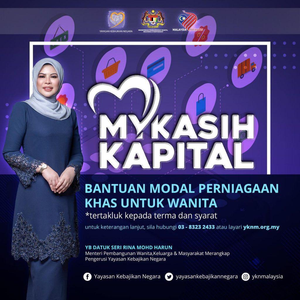 Bantuan MyKasih Kapital